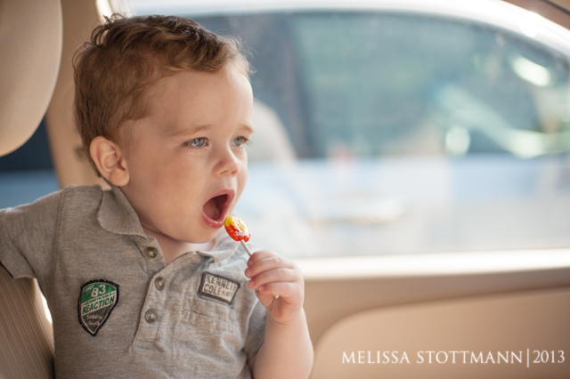 a day in the life with photographer Melissa Stottmann