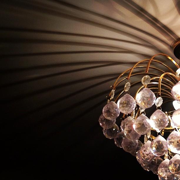 chandelier instagram photo by jaymegc