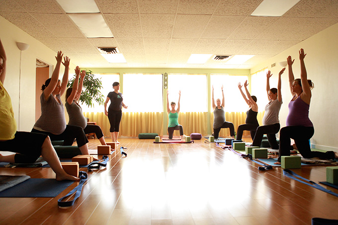 how your business is like yoga photo by Elaina Blair