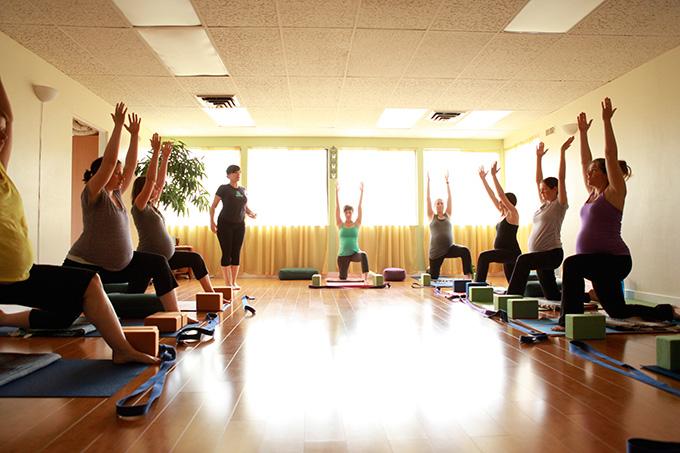 how your business is like yoga photo by Elaina Blair
