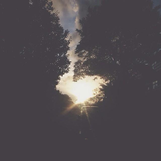 sunset instagram photography by kofobaptist