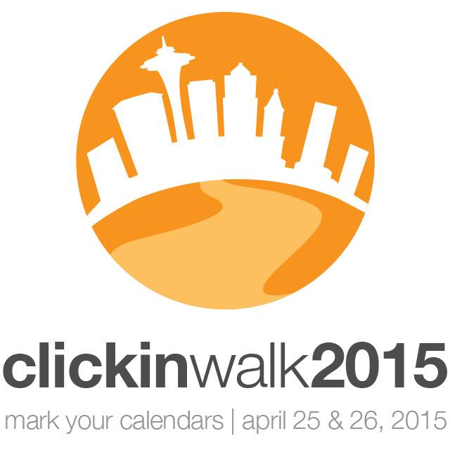 ClickinWalk 2015 announcement from Clickin Moms