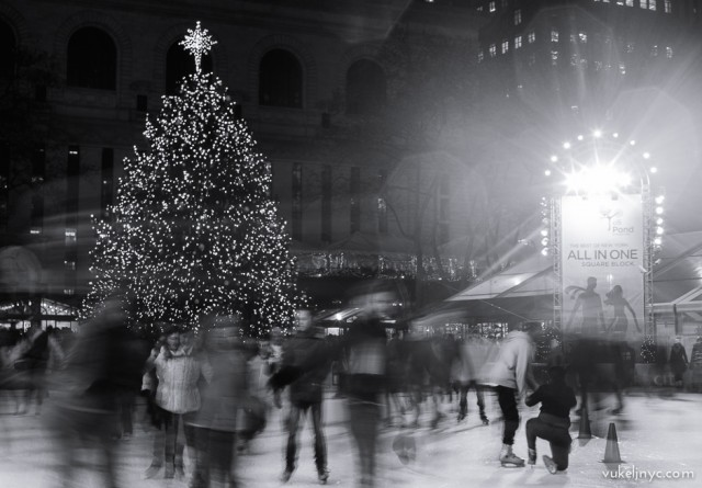 Christmastime in New York City with Stacey Vukelj