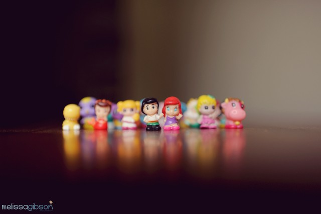 toys, the personal photography project from Melissa Gibson