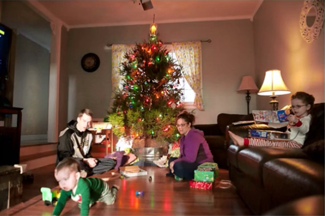 how to photograph your Christmas by Melissa Stottmann