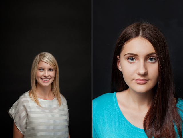 creating headshots for actors photography tutorial by Jessica Lutz