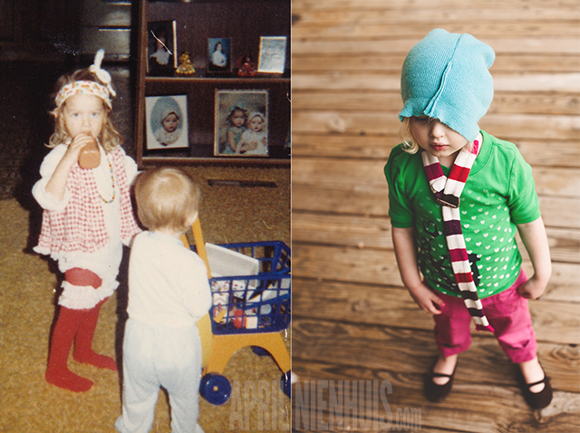 the funny way kids dress by April Nienhuis