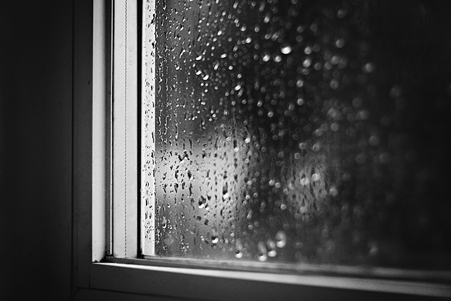 rain covered window pic by rhiannon76