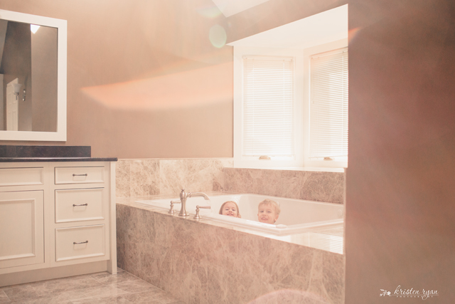 bath time picture by Kristen Ryan