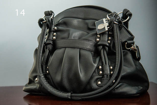 black epiphanie camera bag