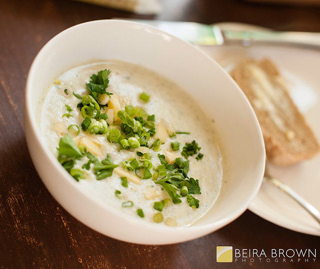 bowl of soup picture by Beira Brown