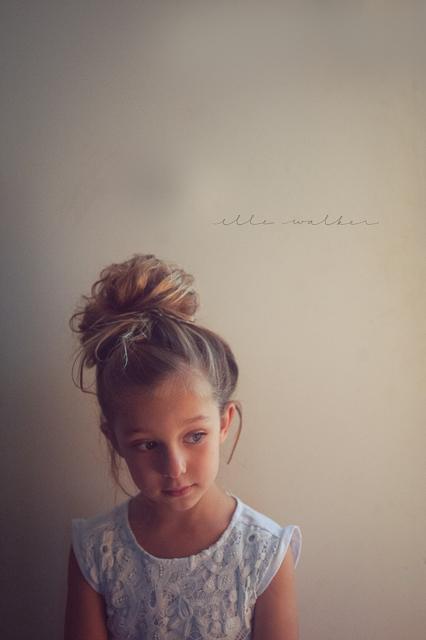 child portrait by Elle Walker