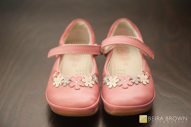 little pink shoes pic by Beira Brown