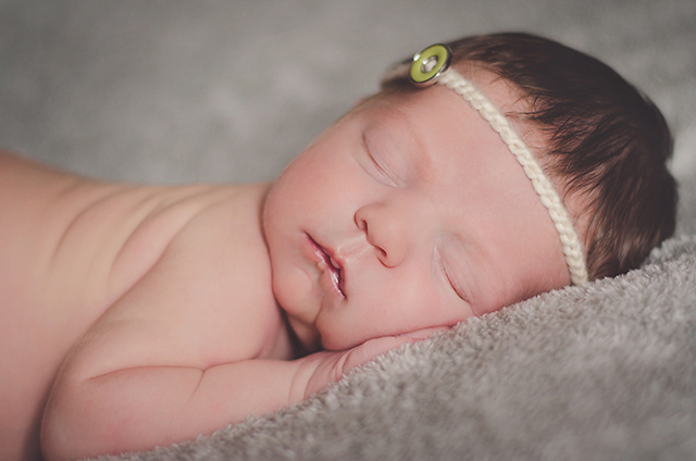 new baby photo by Erin Bremer