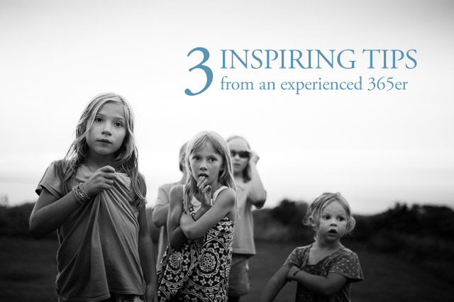 3 inspiring tips from an experienced 365er by Roxanne Bryant