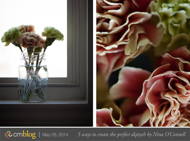 5 ways to create the perfect diptych by Nina O'Connell