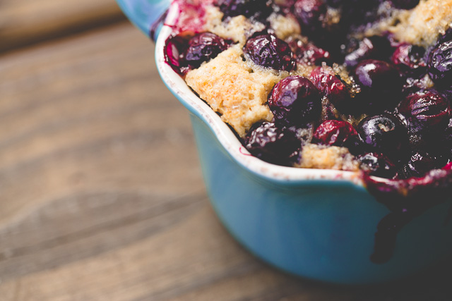 blueberry crumb pie photograph by Kristy Dooley