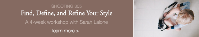 find define and refine your style photography workshop by Sarah Lalone of Punch Photographic for Clickin Moms