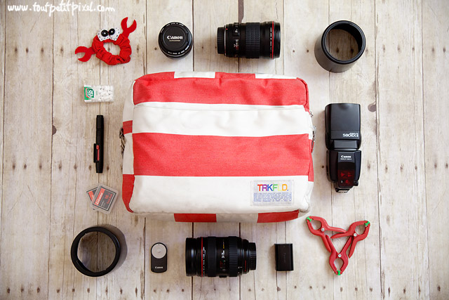 what to pack in your camera bag when going to a photography conference by Lisa Tichane