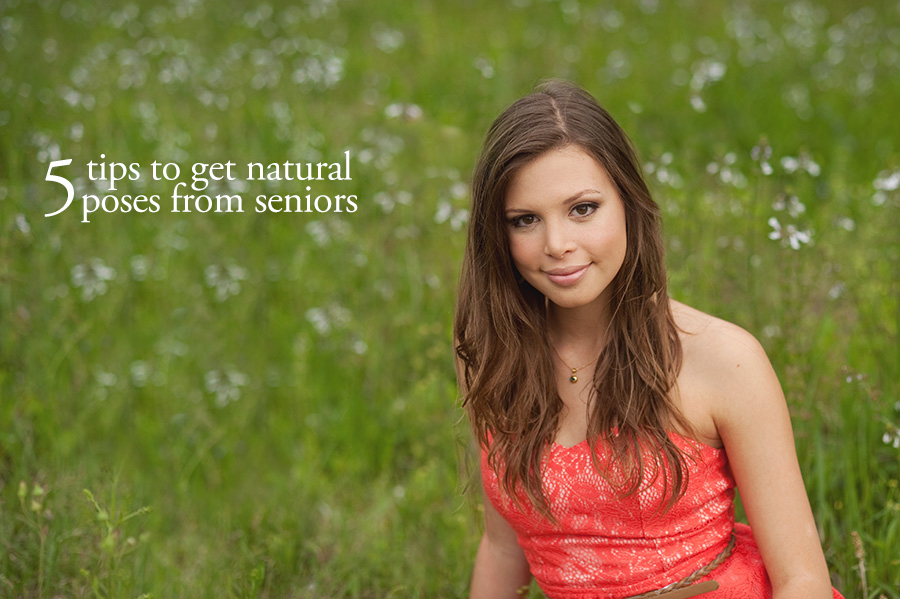 5 tips to get natural poses from seniors