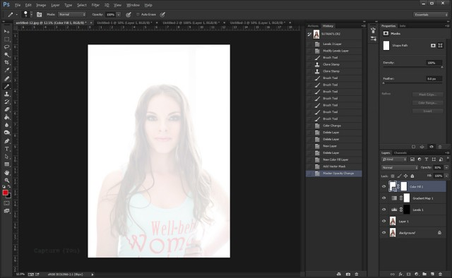 how to get a high key photo without studio lighting by Crystal Samson