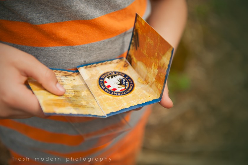 National Guard coin picture by Mickie DeVries