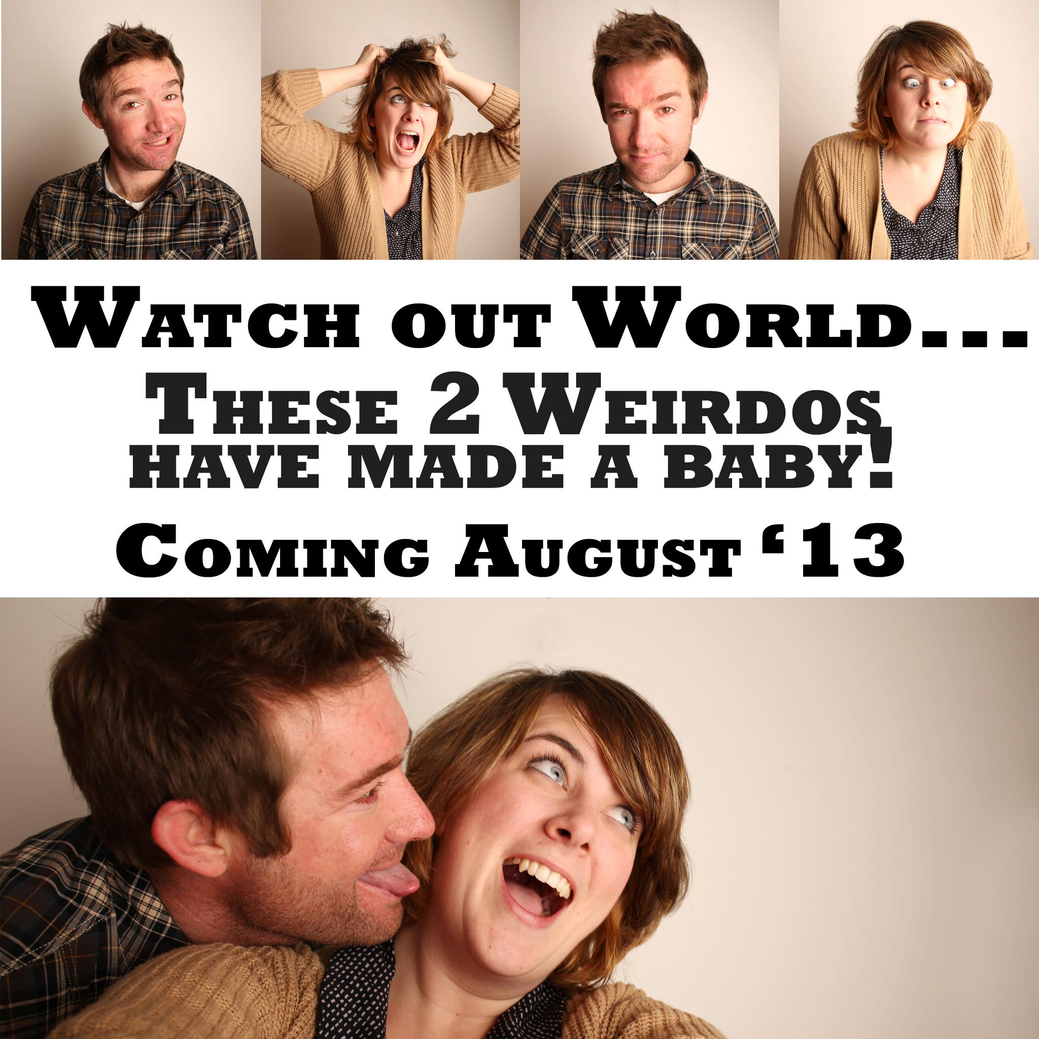 funny pregnancy announcement by Andrea Murphy - Clickin ...