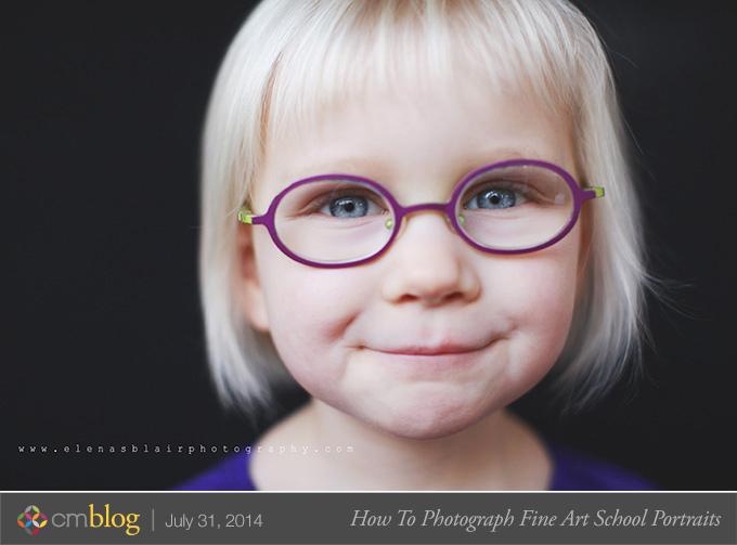how to photograph fine art school portraits by elena blair