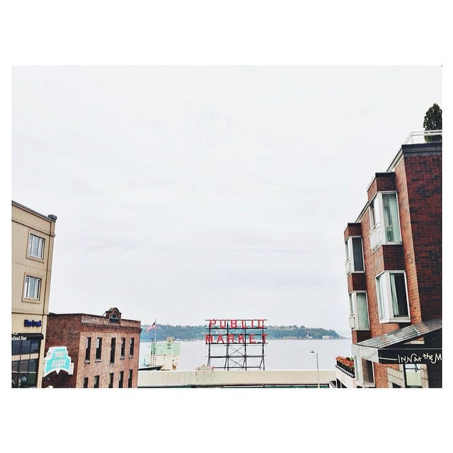 pike place market instagram photo by squishyprints