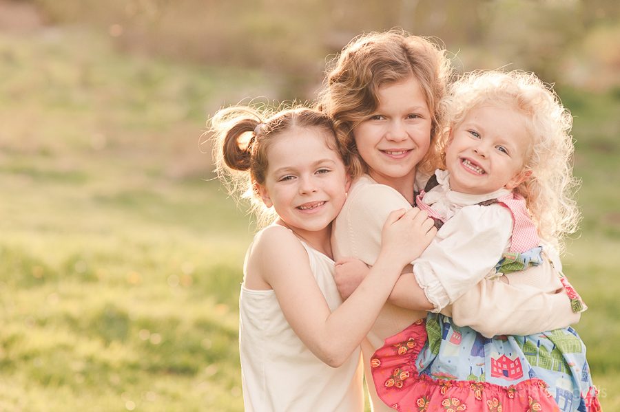sisters hugging picture by Kristin Ingalls