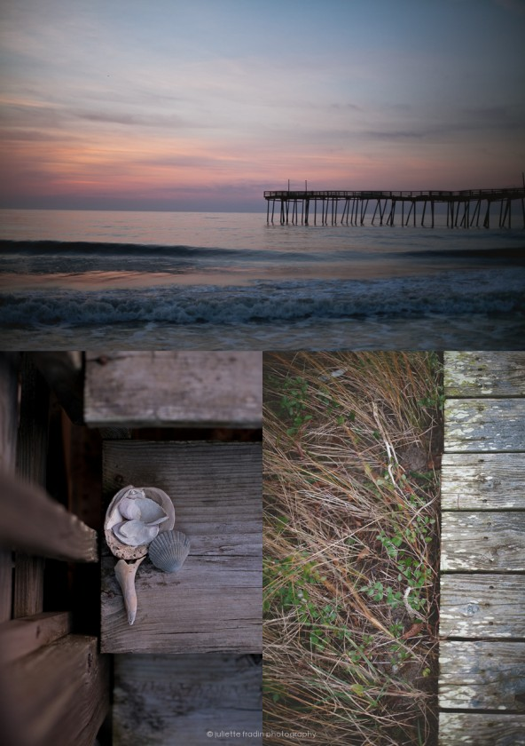 Outer banks at sunrise picture by Juliette Fradin
