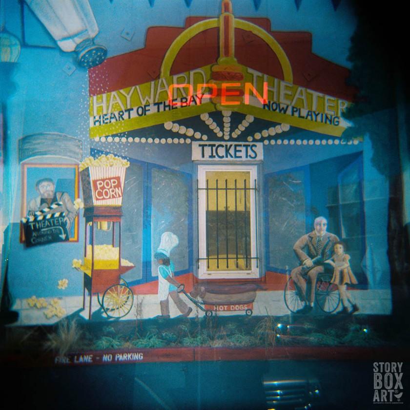 Holga picture by Alpana Aras of Storybox Art