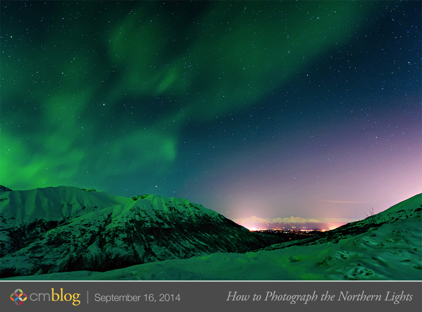 How to photograph the northern lights by Christal Houghtelling