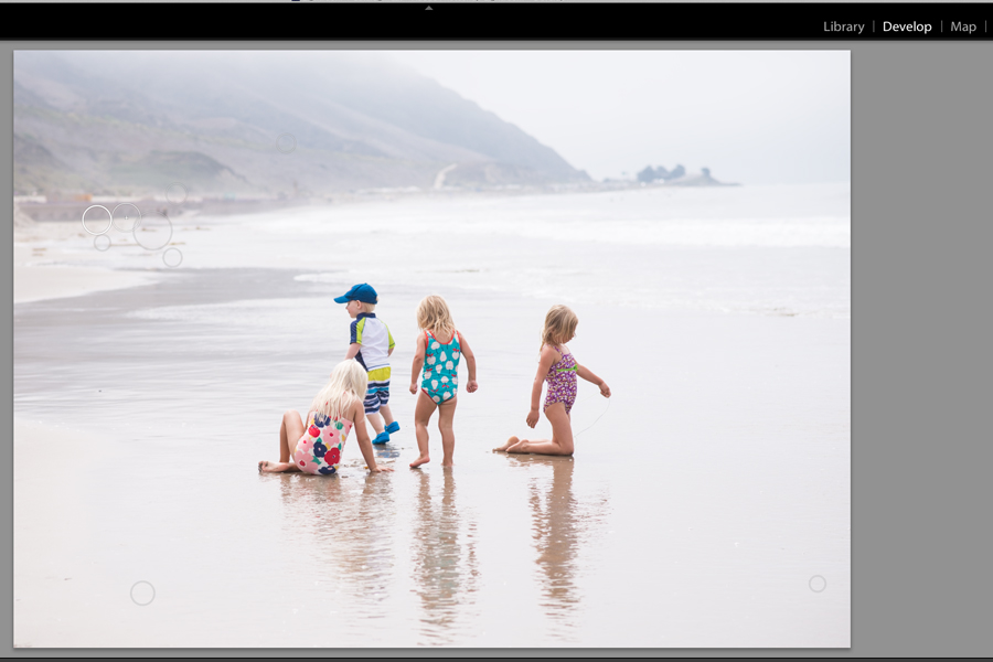 How to use the clone tool in Lightroom and Photoshop by Elicia Graves