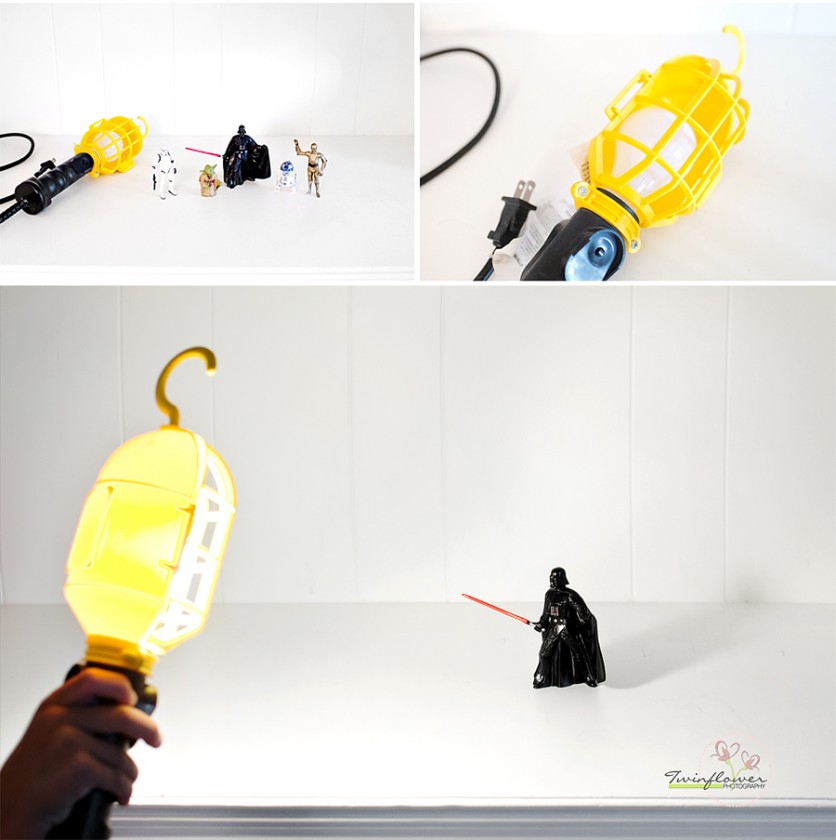 lighting examples for taking pictures of kids toys