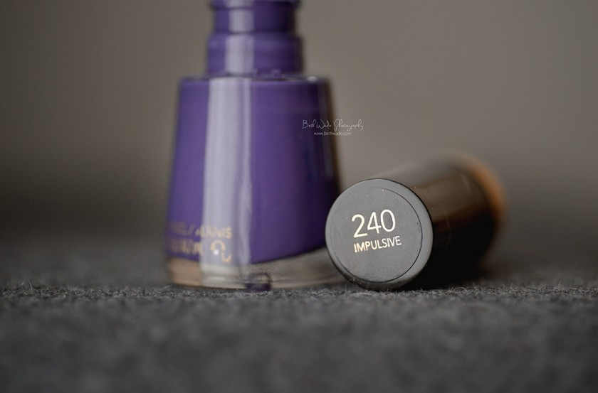 revlon 240 impulsive nail polish