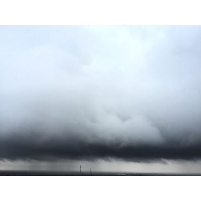 stormy landscape instagram picture by nataliaaaaaaa