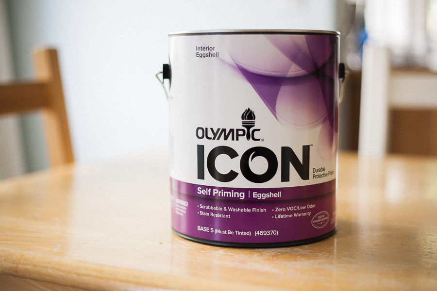 Olympic Icon paint