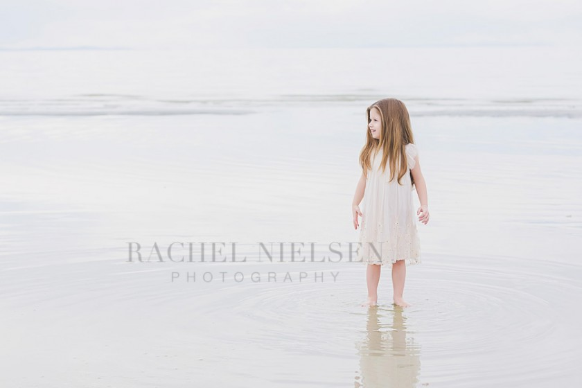 girl standing in water picture by Rachel Nielsen
