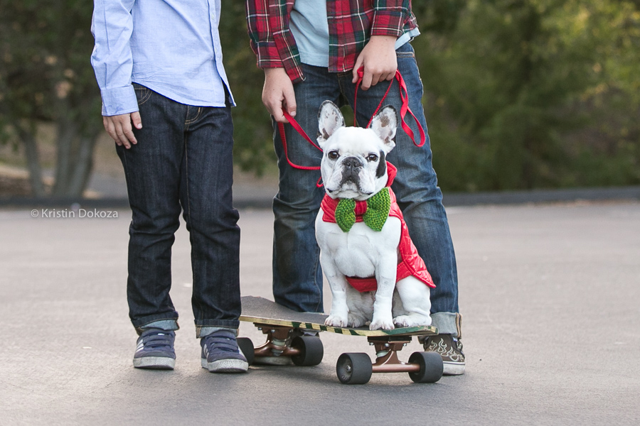 5 tips for the perfect Holiday card photo by Kristin Dokoza