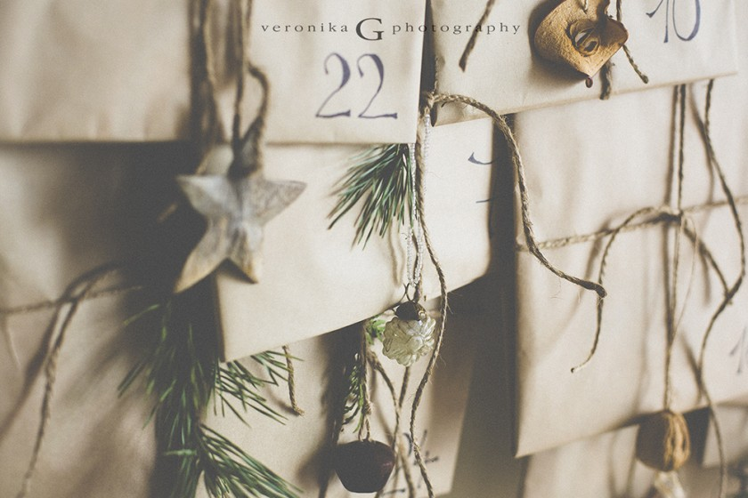 Advent Calendar photo by Veronika G Photography