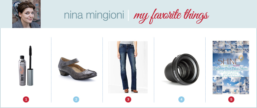 nina mingioni favorite things copy