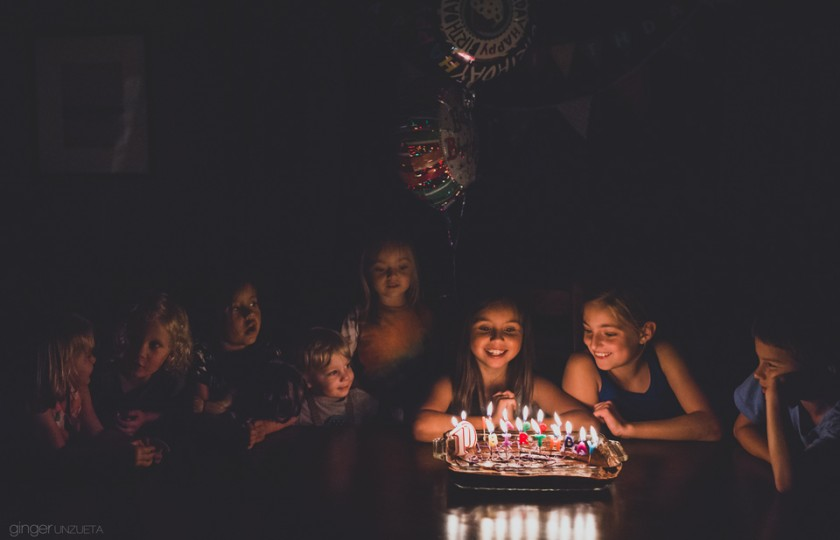 ten wishes for birthday girl