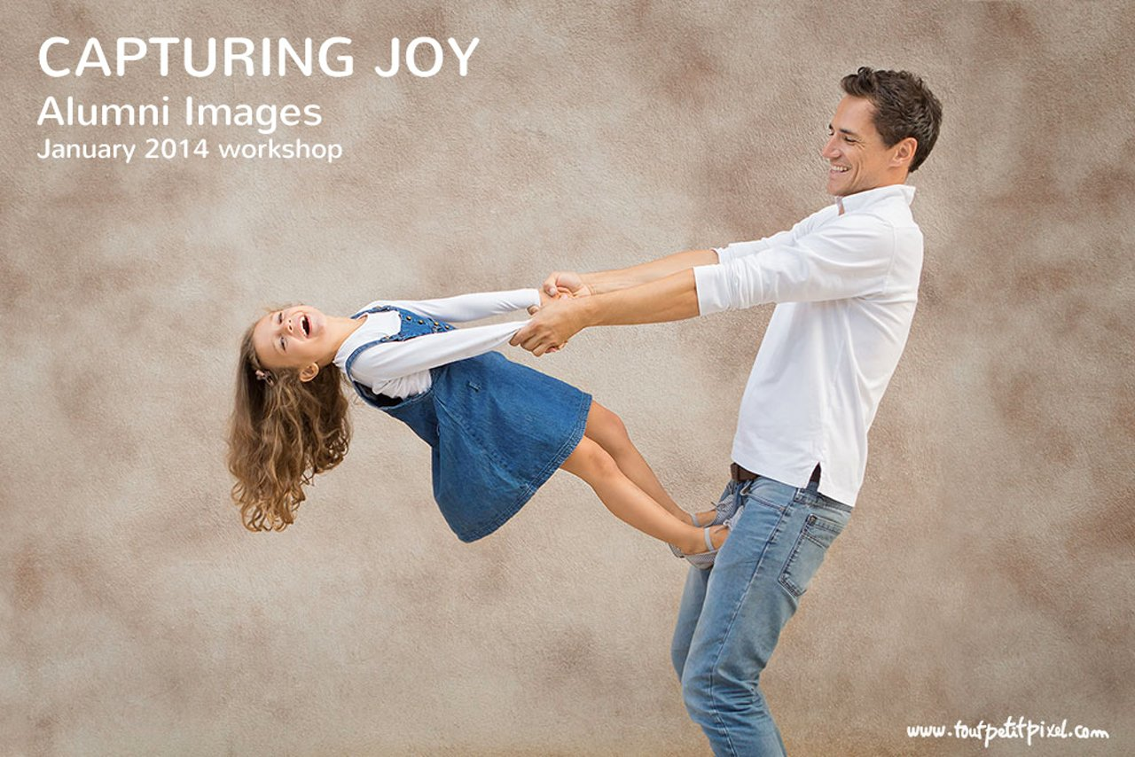 Workshop Preview: capturing joy