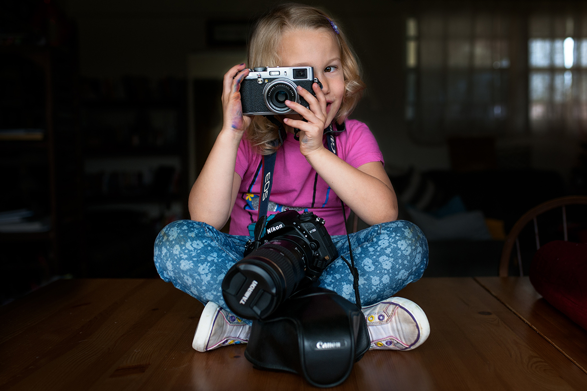 5 tell-tale signs it's time for a new camera by Meredith Novario