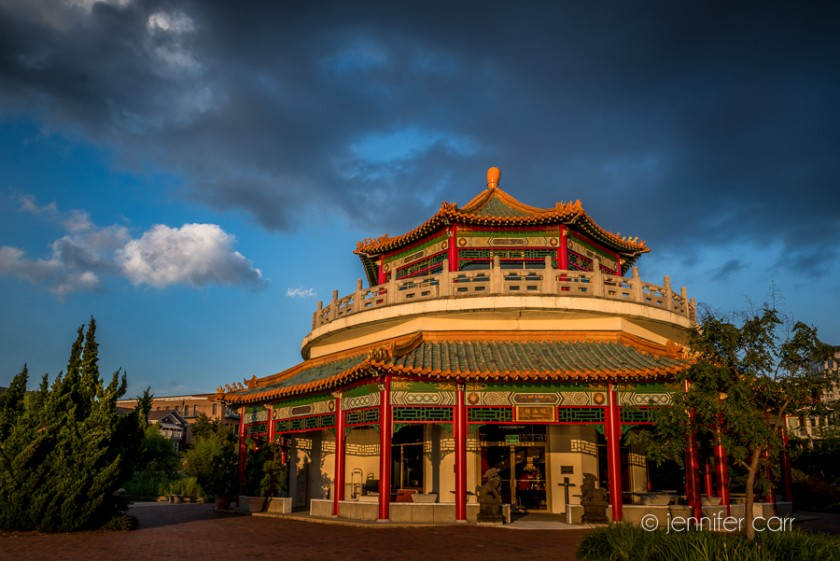 Norfolk Pagoda © Jennifer Carr Photography