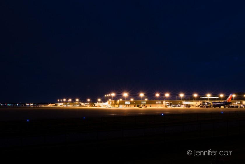 Norfolk Airport © Jennifer Carr Photography