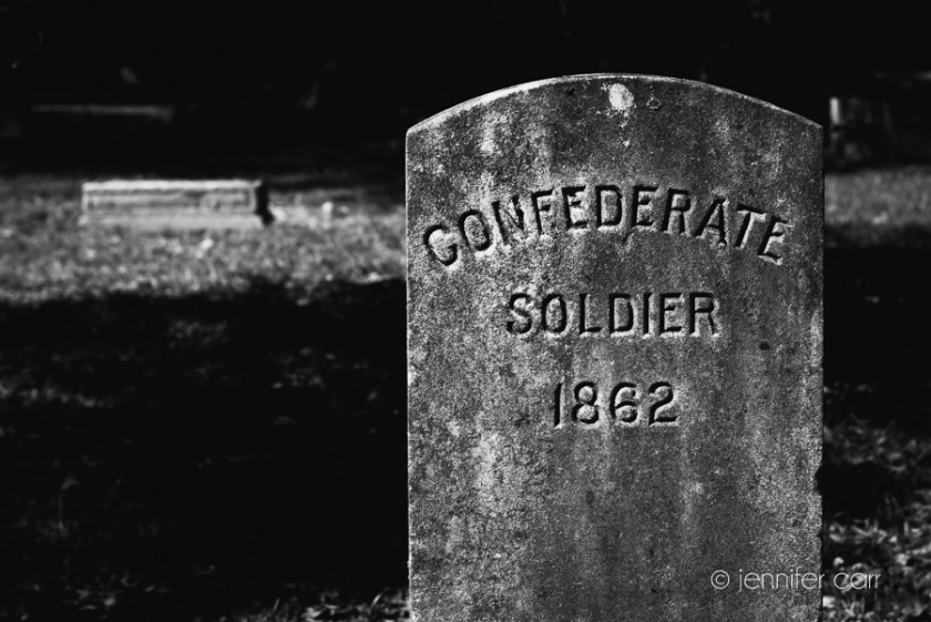 Colonial Williamsburg Confederate Soldier © Jennifer Carr Photography