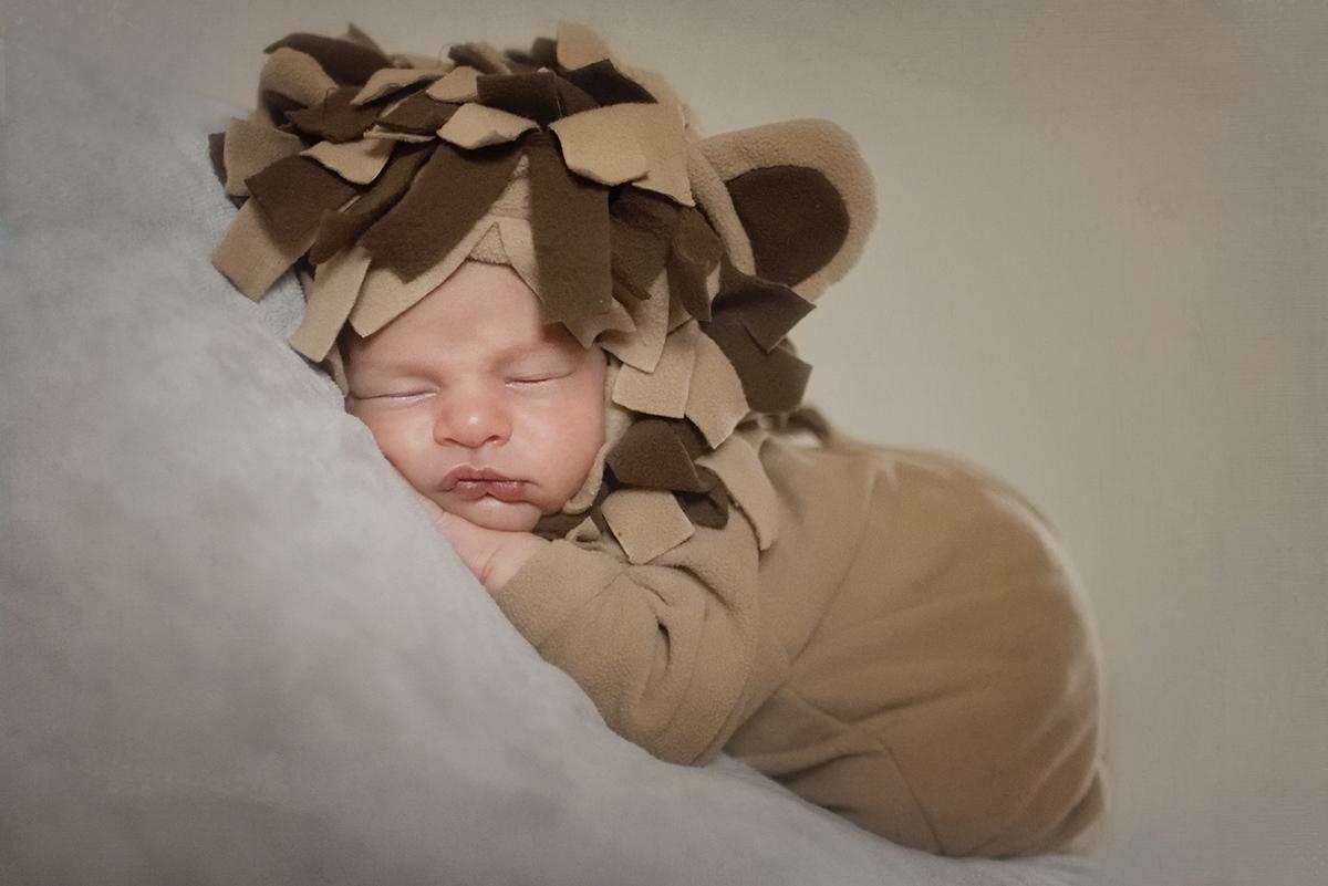 sleeping baby photo by Kellie Bieser