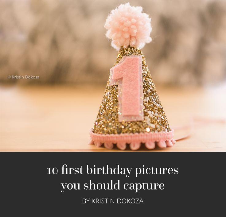 Your baby is turning one. This is a huge milestone for them and you! Learn how to photograph their first birthday with these helpful tips.